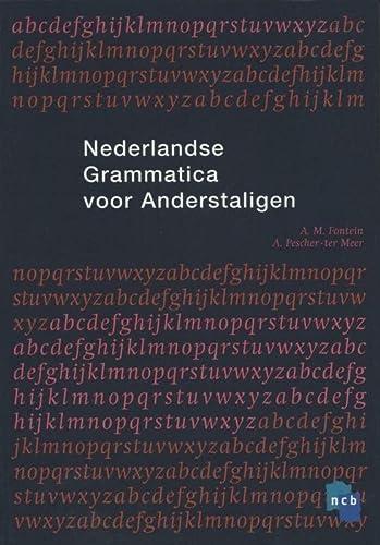 9789055170142: Nederlandse Grammatica Voor Anderstaligen