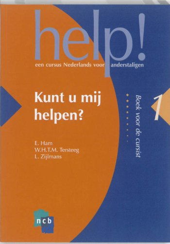Help! 1 Kunt U Mij Helpen?: A.; de Kleijn,