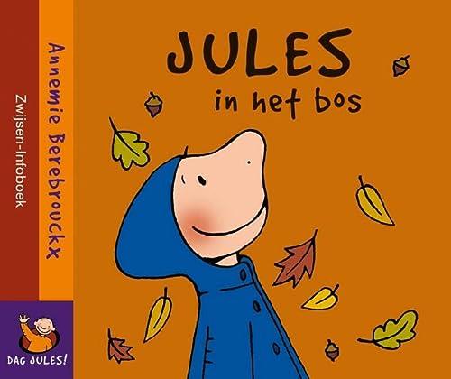 9789055352289: Jules in het bos / druk 1