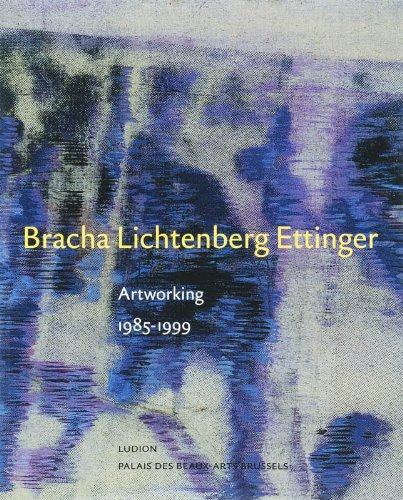 9789055442836: Bracha Lichtenberg Ettinger: Artworking: 1985-1999