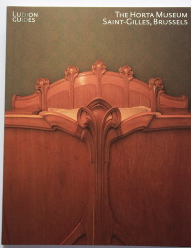9789055443840: The Horta Museum Saint-Gilles, Brussels / druk 1 (Ludion Gids)
