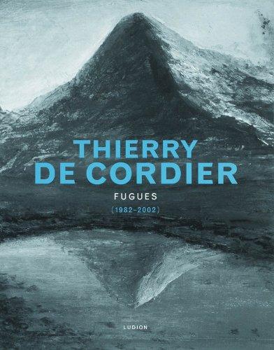 9789055444120: Thierry de Cordier: une monographie illustree