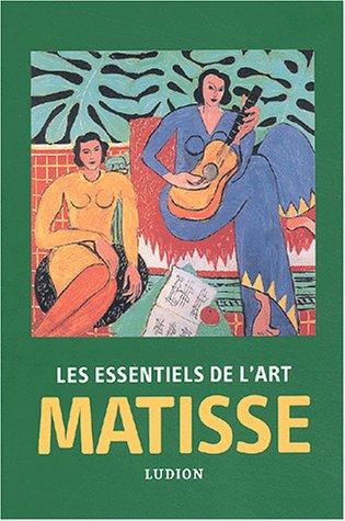 9789055444168: Les Essentials De l'Art Matisse