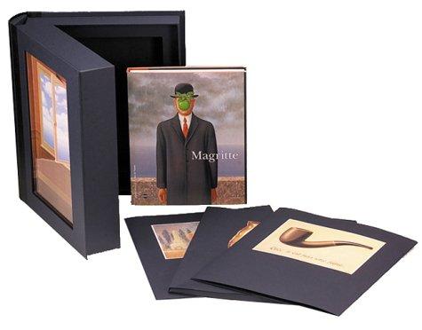 9789055444403: Magritte. La Boîte Bleue (special edition) (Diffusion Ludio)