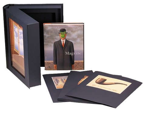 9789055444403: Magritte: The Blue Box