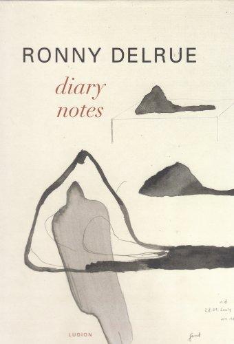 RONNY DELRUE: DIARY NOTES: Jon Thompson and