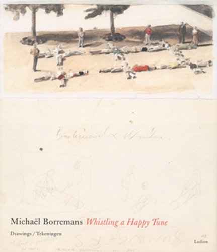 Whistling a Happy Tune Drawings: Borremans, Michael