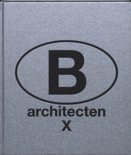 9789055447305: B-Architecten