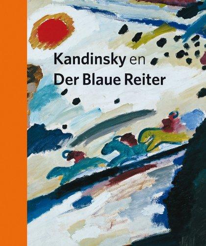 Kandinsky en Der Blaue Reiter: Friedel, Helmut; Hardeman,