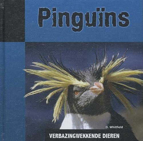 9789055669547: Pinguins (Verbazingwekkende dieren)