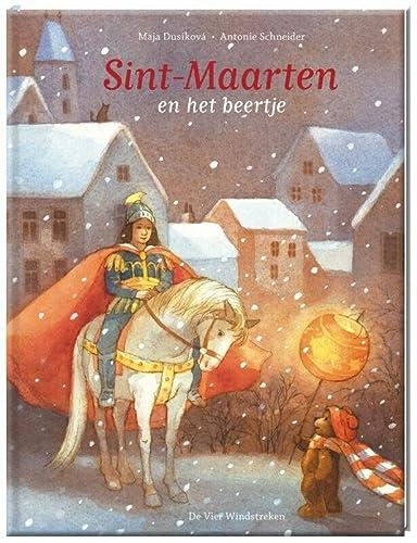 9789055794751: Sint-Maarten en het beertje / druk 3
