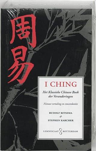 9789056372606: I Ching: het klassieke Chinese boek der veranderingen