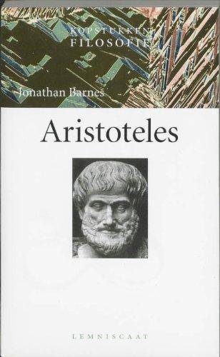 Aristoteles. Kopstukken filosofie. isbn 9789056372774 - BARNES, JONATHAN.