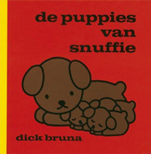 9789056471323: De puppies van Snuffie (Dick Bruna kinderboeken)