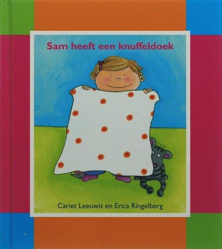 Sam heeft een knuffeldoek (Een Kimio peuterboekje): Leeuwis, Cariet