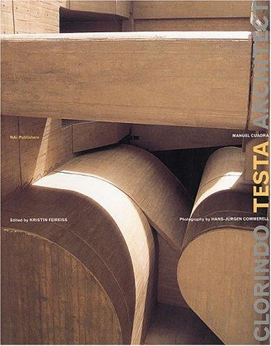 9789056621438: Clorindo Testa: Architect