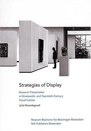 9789056623784: Strategies of Display: The Boijmans Van Beuningen Museum in Nineteenth and Twentieth Century Visual Culture