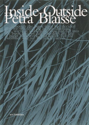 9789056624538: Inside Outside: Petra Blaisse
