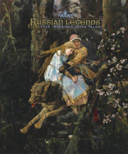 Russian Legends: Folk Tales and Fairy Tales: Jackson, David; Wageman, Patty