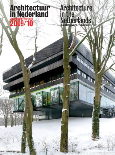 9789056627515: Architecture in the Netherlands: Yearbook 2009-10
