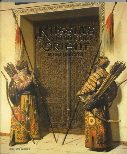 9789056627621: Russia's Unknown Orient
