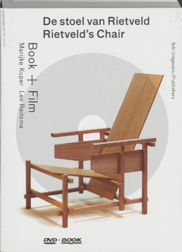 9789056627782: Rietveld's Chair: DVD & Book