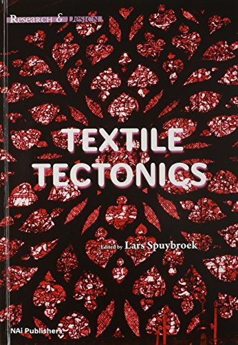 9789056628024: Textile Tectonics - Research and Design: research & design