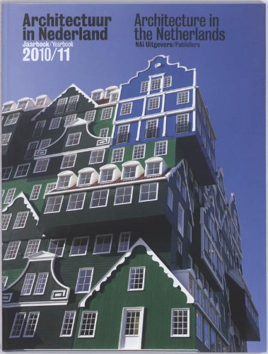 Architecture in the Netherlands Yearbook 2010/11 (Paperback)