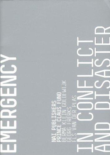 Cultural Emergency in Conflict and Disaster: van der Plas, Els