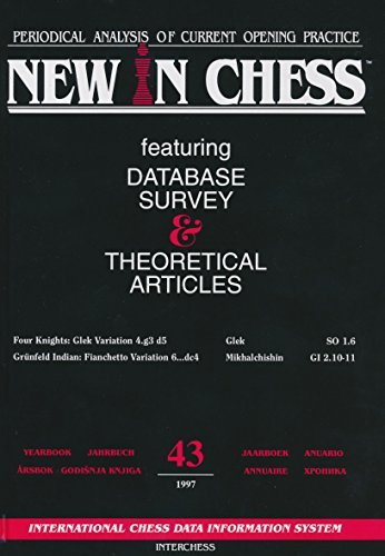 New in Chess Yearbook 43 1997