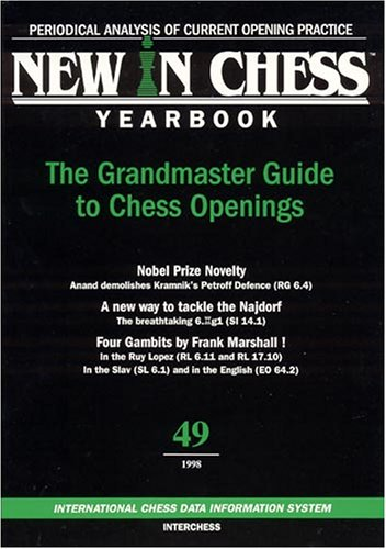 9789056910440: New in Chess Yearbook 49 : The Grandmaster Guide to Chess Openings