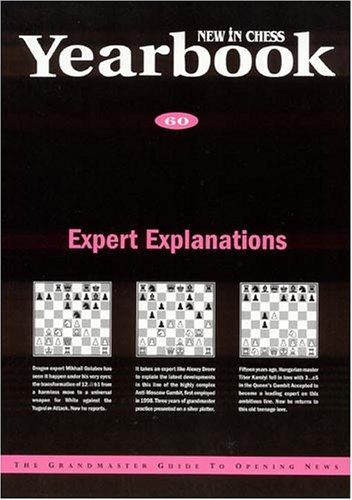 9789056910860: New in Chess Yearbook 60 (2001)