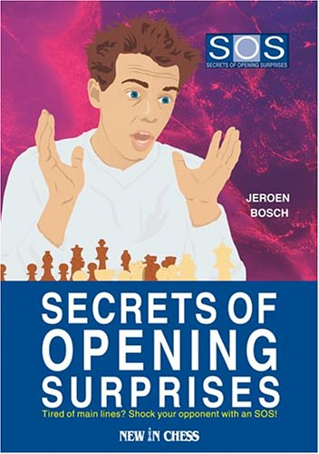 Secrets of Opening Surprises - Jeroen Bosch 9789056910983-us