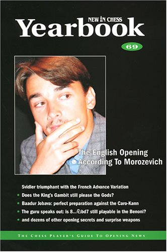 New In Chess Yearbook 69: Genna ; Van