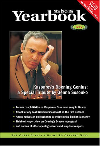 9789056911492: New In Chess Yearbook 75 2005