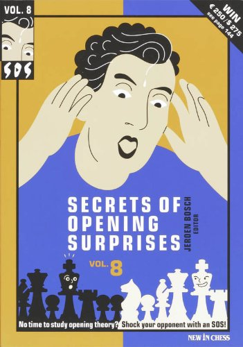 9789056912222: SOS: Secrets of Opening Surprises, Volume 8