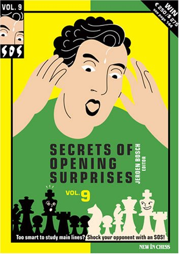 9789056912413: Secrets of Opening Surprises: v. 9 (New in Chess)