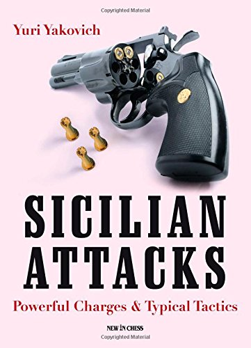 9789056913328: Sicilian Attacks: Powerful Charges & Typical Tactics