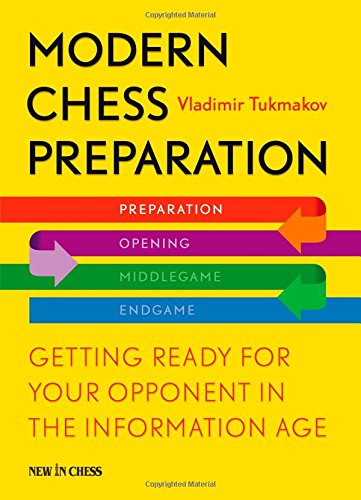 9789056913779: Modern Chess Preparation: Getting Ready for Your Opponent in the Information Age