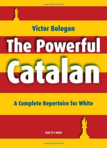 9789056914011: The Powerful Catalan: A Complete Repertoire for White