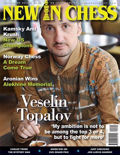 9789056914110: New In Chess Magazine 2013/4