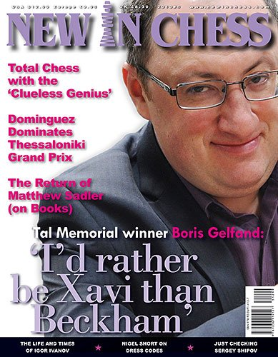 9789056914127: New In Chess Magazine 2013/5