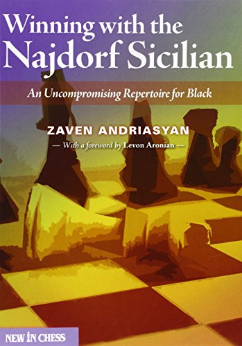 9789056914295: WINNING W/THE NAJDORF SICILIAN