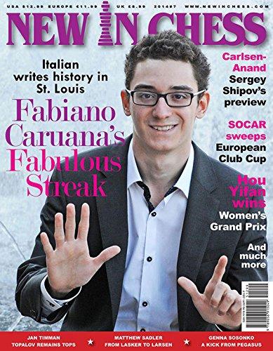 9789056915049: New In Chess magazine 2014/7