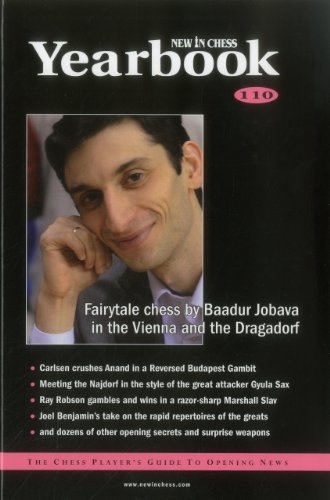 9789056915070: New In Chess Yearbook 110: The Chess Player's Guide to Opening News