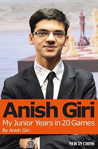 9789056915513: Anish Giri: My Junior Years in 20 Games