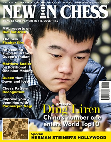 9789056915810: New In Chess Magazine 2015/6