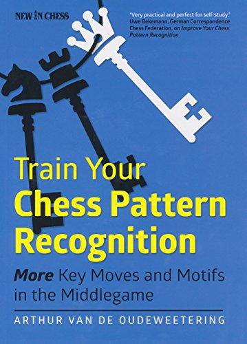 9789056916138: Train Your Chess Pattern Recognition : More Key Moves & Motifs in the Middlegame
