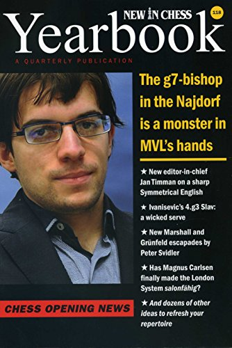 New in Chess Yearbook 118: Chess Opening News (Paperback)