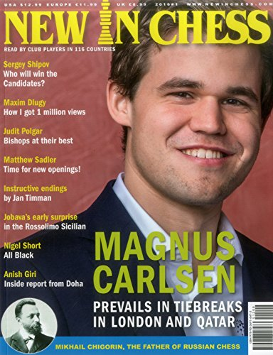 New in Chess Magazine 2016/1: Read by Club Players in 116 Countries: Dirk Jan Ten Geuzendam